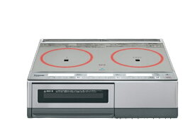 パナソニック Panasonic IHクッキングヒーター200V据置 KZ-KM22E[KZKM22E]