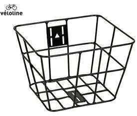 ルノー RENAULT アルミパイプバスケット(ブラック/335x230x305mm) 23607