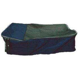 TTC パッキングキューブ 衣類収納ケース Lサイズ COS0162 ネイビー