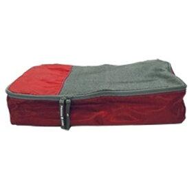 TTC パッキングキューブ 衣類収納ケース Mサイズ COS0158 レッド