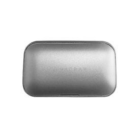 ROA ロア フルワイヤレスイヤホン HR16369 シルバー [リモコン・マイク対応 /ワイヤレス(左右分離) /Bluetooth][HR16369]