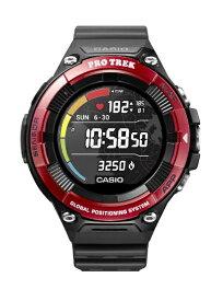 カシオ CASIO スマートアウトドアウォッチ PRO TREK Smart(プロトレック・スマート) 心拍計測機能&GPS機能 同時搭載モデル WSD-F21HR-RD