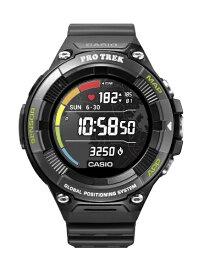 カシオ CASIO スマートアウトドアウォッチ PRO TREK Smart(プロトレック・スマート) 心拍計測機能&GPS機能 同時搭載モデル WSD-F21HR-BK