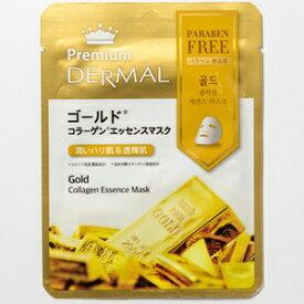 ファインダーマル Fine DERMAL DERMAL(ダーマル) エッセンスマスク DP04ゴールド