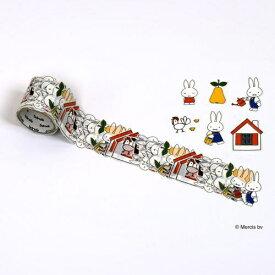 バンデ bande Miffyストーリーステッカー 小さなうさこちゃん CMR011