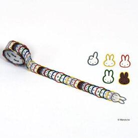 バンデ bande Miffyフェイスステッカー CMR012
