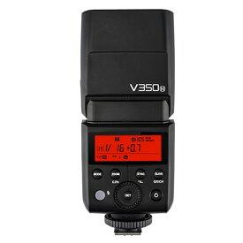 GODOX ゴドックス クリップオンフラッシュ V350N ニコン用
