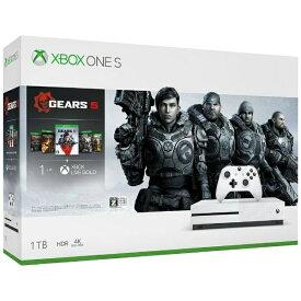 マイクロソフト Microsoft Xbox One S 1 TB (Gears 5 同梱版)[ゲーム機本体]
