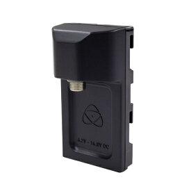 ATOMOS アトモス AtomX Locking AC Adapter バッテリーエリミネータ(NINJA V/SHINOBIシリーズ用) ATOMDCA001 ブラック