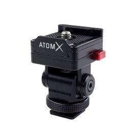 ATOMOS アトモス AtomX ATOMOSモニター製品用シューマウント ATOMXMMQR1 ブラック
