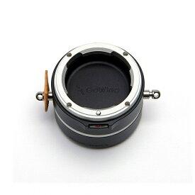 GoWing ゴーウィング LF-LM(B) ライカMマウント用レンズホルダー キャップ付き LF-LM(B)