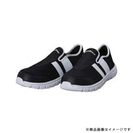 サンダンス SUNDANCE SL-250-BK-255 安全靴(スリッポンタイプ) 25.5cm ブラックホワイト