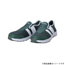 サンダンス SUNDANCE SL-250-GR-240 安全靴(スリッポンタイプ) 24.0cm グリーンホワイト