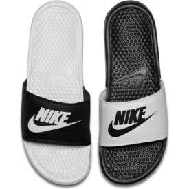 ナイキ NIKE 26.0cm メンズ スポーツサンダル ベナッシ Just Do It ミスマッチ(ブラック×ホワイト) 818736-011