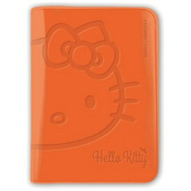 ALIFE パスポートカバー HELLO KITTY BV PASSPORT COVER SNAK-002-2 オレンジ[SNAK0022]