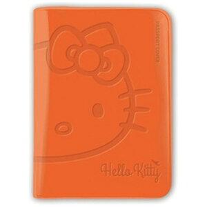 ALIFE パスポートカバー HELLO KITTY BV PASSPORT COVER SNAK-002-2 オレンジ[SNAK0022]