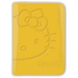 ALIFE パスポートカバー HELLO KITTY BV PASSPORT COVER SNAK-002-4 イエロー[SNAK0024]