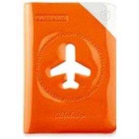 ALIFE パスポートカバー HAPPY FLIGHT SHIELD PASSPOR COVER スキミング防止機能付 SNCF-122-3 グリーン
