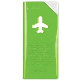 ALIFE トラベルオーガーナイザー スキミング防止 HAPPY FLIGHT SHIELD TRAVEL ORGANIZER SNCF-123-3 グリーン