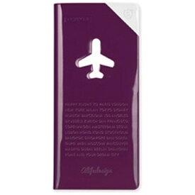 ALIFE トラベルオーガーナイザー スキミング防止 HAPPY FLIGHT SHIELD TRAVEL ORGANIZER SNCF-123-6 バイオレット