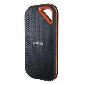 サンディスク SanDisk SanDisk エクストリームプロ ポータブルSSD500GB SDSSDE80-500G-J25 SDSSDE80-500G-J25[SDSSDE80500GJ25]