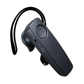 サンワサプライ SANWA SUPPLY ヘッドセット 防水 MM-BTMH41WBK [ワイヤレス(Bluetooth) /片耳 /イヤフックタイプ][MMBTMH41WBK]