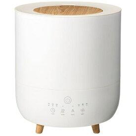 Three-up スリーアップ HB-T1953WH 加湿器 Fog Mist(フォグミスト) ホワイト [ハイブリッド(加熱+超音波)式 /3.5L]
