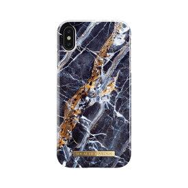 IDEAL OF SWEDEN アイディールオブスウェーデン iPhone Xs Max用ケース ミッドナイトブルーマーブル IDFCS17-I1865-66