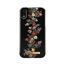 IDEAL OF SWEDEN アイディールオブスウェーデン iPhone XR用ケース ダークフローラル IDFCAW18-I1861-97