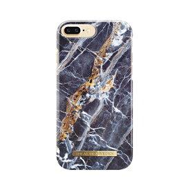 IDEAL OF SWEDEN アイディールオブスウェーデン iPhone8/7/6 Plus用ケース ミッドナイトブルーマーブル IDFCS17-I7P-66