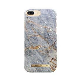 IDEAL OF SWEDEN アイディールオブスウェーデン iPhone8/7/6 Plus用ケース ロイヤルグレイマーブル IDFCS17-I7P-53
