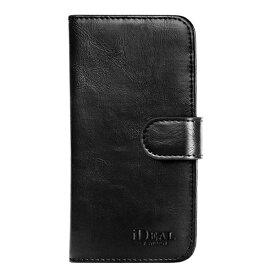 IDEAL OF SWEDEN アイディールオブスウェーデン iPhone XR用ウォレットケース ブラック IDMWP-I1861-01