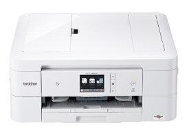 ブラザー brother A4インクジェットプリンター [無線/有線LAN/USB2.0] PRIVIO「プリビオ」 DCP-J982N-W DCP-J982N-W [L判〜A4][DCPJ982NW ハガキ 年賀状 印刷 プリンタ]