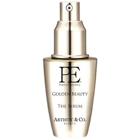 A&C BEAUTE エーアンドシーボーテ PE GOLDEN BEAUTY THE SERUM 40ml