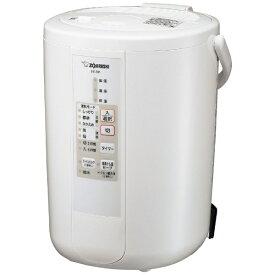 象印マホービン ZOJIRUSHI EE-RP50-WA スチーム式加湿器 ホワイト [スチーム式 /3.0l][加湿器 大容量 スチーム EERP50WA]