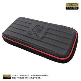 HORI ホリ タフポーチ for Nintendo Switch Lite ブラック×レッド NS2-016【Switch Lite】 【代金引換配送不可】