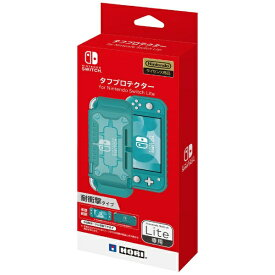 HORI ホリ タフプロテクター for Nintendo Switch Lite クリア×ターコイズ NS2-055【Switch Lite】 【代金引換配送不可】