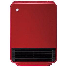 Three-up スリーアップ 人感センサー付大風量セラミックファンヒーター「マキシムヒート」 CH-T1960-RD クリアレッド CH-T1960-RD クリアレッド [人感センサー付き][CHT1960]