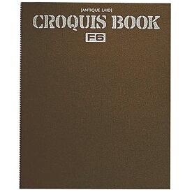 マルマン maruman F6 クロッキーブック アンチークレイド紙 S216