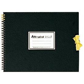 マルマン maruman F3 スケッチブック アートスパイラル ブラック S313-05