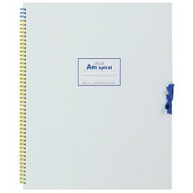 マルマン maruman F6 スケッチブック アートスパイラル ホワイト S316-06