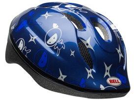 BELL 子供用ヘルメット BELL ズーム2(ニンジャスター/XS・Sサイズ:48〜54cm) 7096753