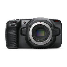 BlackmagicDesign ブラックマジックデザイン 小型シネマカメラ Blackmagic Pocket Cinema Camera 6K[BPCC 6K][CINECAMPOCHDEF6K]