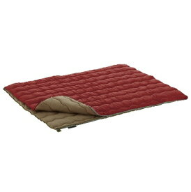 ロゴス LOGOS 2in1・Wサイズ丸洗い寝袋・0