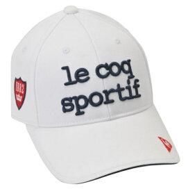ルコック le coq QGCNJC01 ボウシ WH F