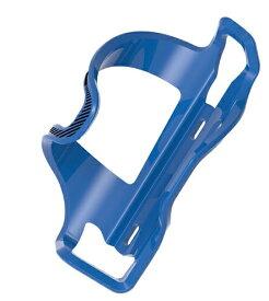 LEZYNE レザイン 右側アクセス ボトルケージ LEZYNE レザイン FLOW CAGE SL-R 右用(ブルー) 57_8020002003