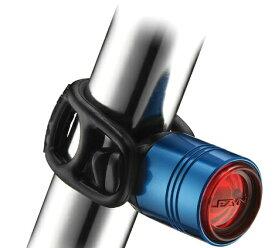 LEZYNE レザイン 電池式 コンパクト LEDリアライト LEZYNE レザイン FEMTO DRIVE REAR(BLUE) 57_3503120003