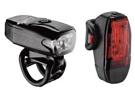 LEZYNE レザイン USB LEDライト ペアセット LEZYNE レザイン KTV DRIVE PAIR(ブラック) 57_3504210002