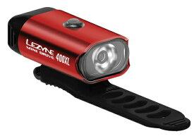 LEZYNE レザイン USB LED ライト LEZYNE レザイン MINI DRIVE 400XL(レッド) 57_3502426006