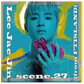ソニーミュージックマーケティング イ・ジェジン(from FTISLAND)/ scene.27 初回限定盤【CD】